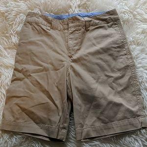 Chaps Boys Kahki Shorts